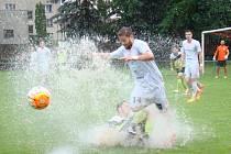 V posledním mistrovském utkání sezony Proboštov na silně neregulérním trávníku prohrál s Krupkou 2:4.