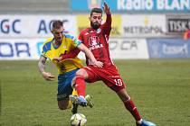 V prvním jarním kole Teplice doma prohrály s Olomoucí 1:3.