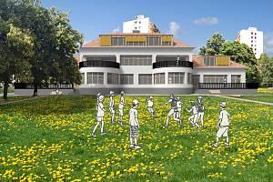 V Hlávkově ulici v teplické části Trnovany vyroste nové komunitní centrum pro salesiány. Pojmenováno bude živý dům.