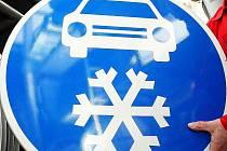 Značka Zimní výbava
