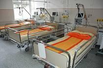 Nové prostory v nemocnici