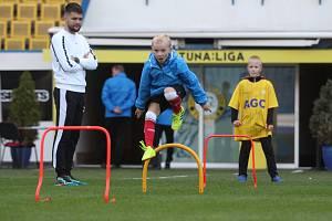 FK Teplice uspořádal pro děti nábor