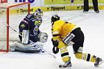 Litvínov porazil v play out doma Kladno