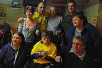 Pivaři z Proboštova pomohli jedenáctiletému Lukáškovi na vozíku
