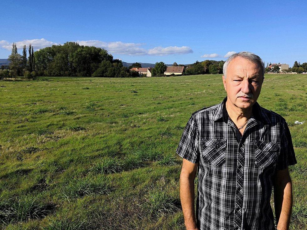 Pavel Rajčan, bývalý dlouholetý starosta Modlan