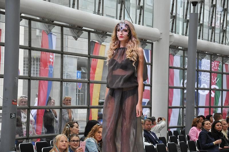Czech Fashion Week Teplice v roce 2019.