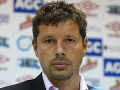 Lukáš Přerost , trenér  FK Teplice