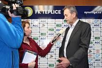 Tisková konference FKT - Pavel Šedlbauer