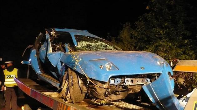 Smrtelná nehoda v Srbicích