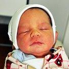 MAXMILIÁN SVATOŠ se narodil Michaele Lužnác  z Teplic 1. února  ve 13,50 hod. v teplické porodnici. Měřil 51 cm a vážil 3,40 kg.
