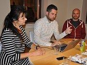 Volební štáb ANO 2011, Teplice