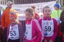 Jednoho z nejstarších přespolních závodů u nás – 71. ročníku Běhu kolem Doubravky – se zúčastnilo 280 závodníků, z toho 167 dětí.