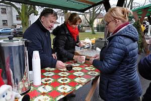 Košťanské vánoční trhy.