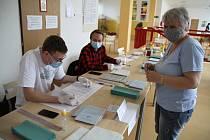 Senátní doplňovací volby na Teplicku.
