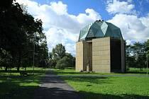 Pavilon pro Reinerovu fresku v zámeckém parku