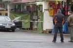 Střelba v Dubí na Teplicku
