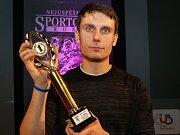 Vyhlášení ankety Nejúspěšnější sportovec roku 2017 v Teplicích