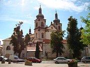 Bazilika Panny Marie Bolestné v Bohosudově.