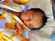 Marek Hýř se narodil Lucii Hýřové z Bíliny 14. dubna v 10:18 hodin v teplické porodnici. Měřil 51 cm, vážil 3,2 kg.