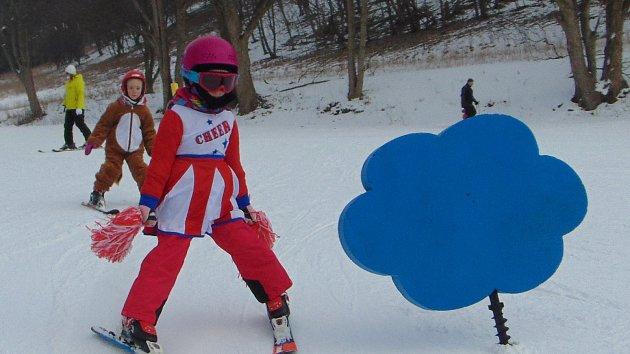 Tradiční karneval na sněhu v Mikulově