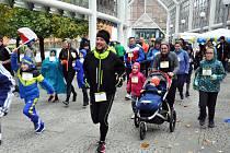 Přes sto sportovců běželo pro Klokánek.