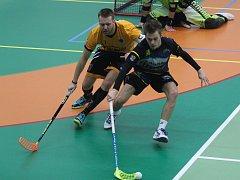 Florbal Teplice - Panthers Liberec 11:6