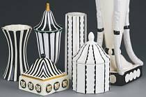 Výstava keramiky Graniton ze soukromé sbírky Jiřího Hořavy představí reprezentativní průřez firemní produkcí keramiky firmy Rydl a Thon – Graniton.
