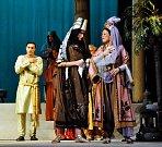 Evropská akademie Teplice 2018 nastudovala operu Gioacchina Rossiniho Italka v Alžíru v teplickém Krušnohorském divadle.