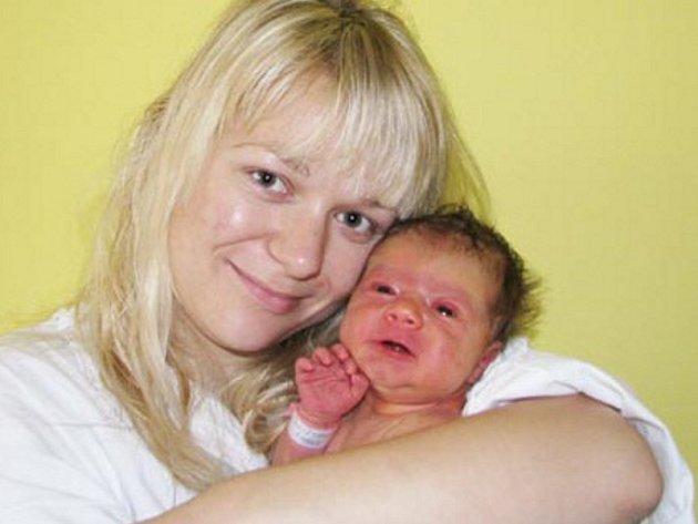 Kamila Gärtnerová s dcerou Kamilou
