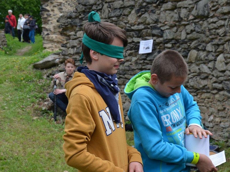 První máj na Doubravce bavil děti i dospělé.