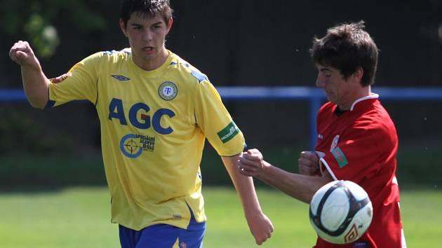 FK Teplice B - Baník Souš 9:1