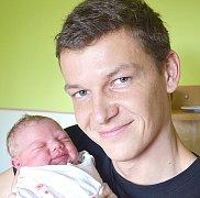 Mamince  Markétě Linhartové z Teplic se 26. září v 17.55 hod. v teplické porodnici narodila dcera Evelína Procházková. Měřila  53 cm a vážila 4,05 kg.
