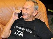Jiří Štábl, lídr kandidátky ANO 2011 v Teplicích.