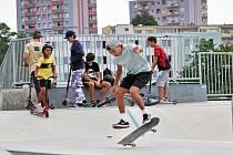 Teplice Skatepark na Angru