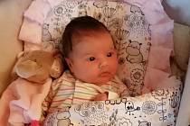 MarieLukášováse narodila mamince Martině Lukášové v ústecké porodnici 9. října. Měřila 53 cm a vážila 3950 gramů.