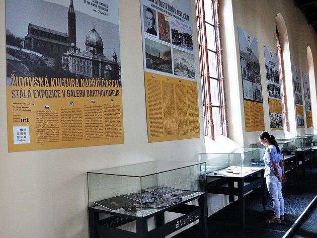 Sedm století židů v Teplicích.