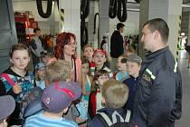 Den otevřených dveří u teplických hasičů