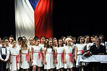 Slavnostní shromáždění k 70. výročí skončení 2. světové války se konalo ve čtvrtek v Krušnohorském divadle v Teplicích.