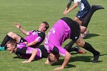 Baník Modlany v úvodním zápase rozdrtil AFK LoKo Chomutov 6:0.