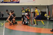 Florbal Teplice  - DDM Dynamo Teplice. Gól Dynama