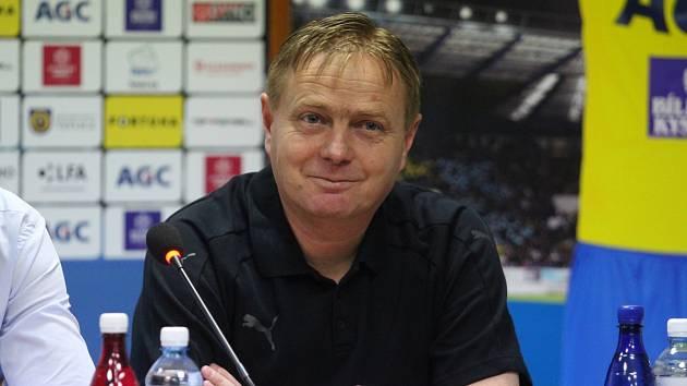 Trenér Stanislav Hejkal