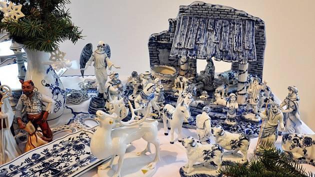 Český porcelán zakončí oslavy 150 let výroby porcelánu akcí pro děti Máme rádi Ježíška