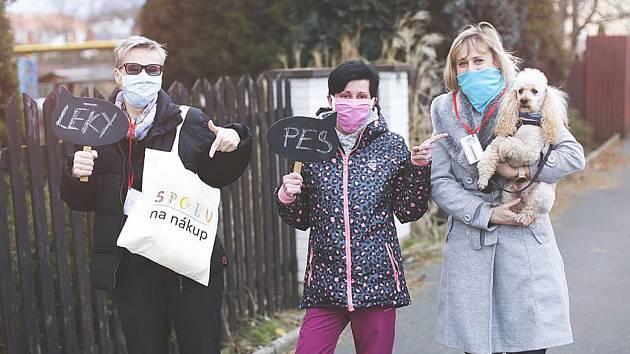 Pomoc seniorům v Teplicích a okolí.