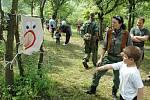Den dětí, osada Náhoda ve Rtyni, 2010.
