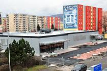 Nová Billa nahradí původní kino Lípa, které na tomto místě v Trnovanech stávalo