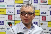 Ředitel FK Teplice Petr Hynek