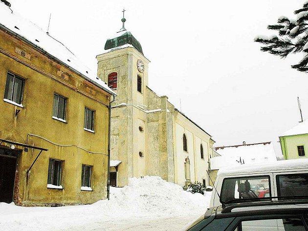 Kostel sv. Mikuláše v Mikulově