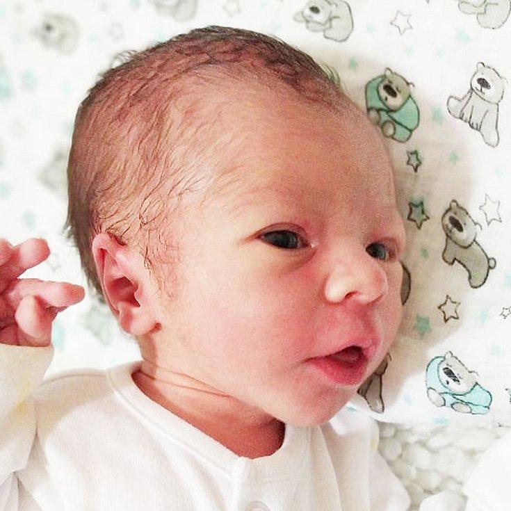 Daniel Hanisch se narodil Pavle Hajnišové a Lukáši Hanischovi 20. prosince .  Měřil 48 cm, vážil 2,94 kg