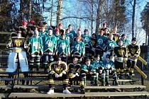 Hráči Bíliny ve Švédsku