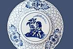 V Dubském porcelánu se zrodil v pořadí 29. výroční talíř.